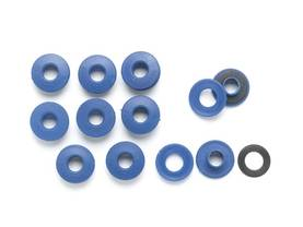EYELETS FOR TARPAULINS (10pcs) - Pressut - 250-10 - 1