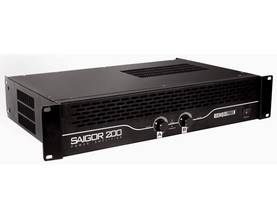 SAIGOR 200 - POWER AMPLIFIER 2 x 250Wrms  (19'') - Vahvistimet - VPASG200 - 1