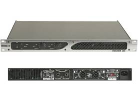 PROFESSIONAL 1-UNIT POWER AMPLIFIER - 2 x 200W - 'ONELINER 200' - Vahvistimet - VPA2200U1 - 1