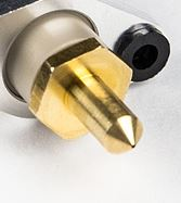 1.75mm HOT-END - NOZZLE 0.35mm - K8400 varaosat - HE1.75MM-NO035 - 1