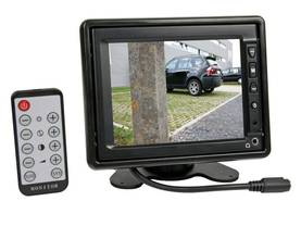 5,6'' TFT-LCD MONITOR WITH REMOTE CONTROL - Monitorit väri - MONCOLHA5PN6 - 1