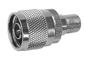 N ADAPTER, N MALE TO F FEMALE (50 OHM) - N liittimet - CN07 - 1