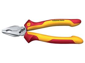 WH26705B - VDE/GS INSULATED 1000V AC UNIVERSAL PLIER PROFESSIONAL ELECTRIC - 160mm - WIHA - Z01006 - Pihdit - VDE - WH27328 - 1
