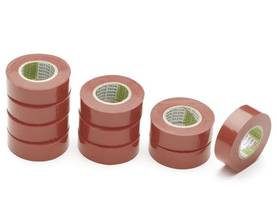 INSULATION TAPE RED 19mm x 10m - Eristysnauhat - 1040-RPC - 1