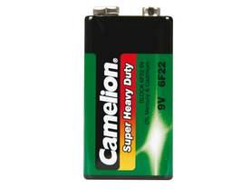 ZINC CARBON E-BLOCK 9V-400mAh (1pc/shrink) - Sinkkihiiliparistot - 6F22SC - 1