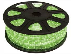 GREEN LED ROPE LIGHT - 45m - Valoköydet - RLL145G - 1