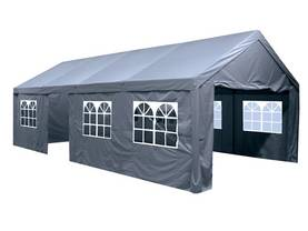PARTYTENT 4 x 8m  - CHARCOAL GREY - Kalusteet - 961-48P - 1