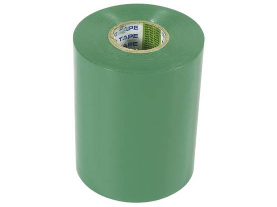 INSULATION TAPE GREEN 100mm x 20m - Eristysnauhat - 1049-V - 1